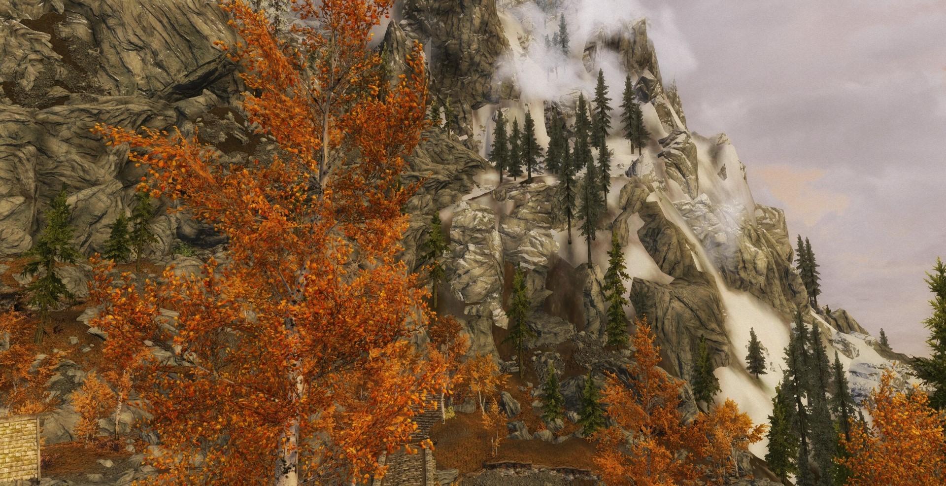 Skyrim SSE Landscapes 1– Ivarstead and Whiterun Hold – Syls